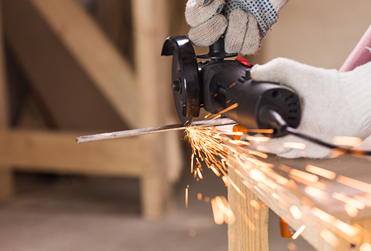 Angle grinder - Industrial Supplies USA
